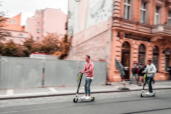 LGBT Electric Scooter Accident Attorney in California | Pride Legal