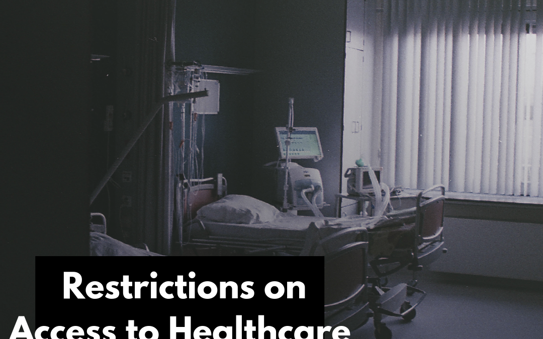 What Restrictions on Access to Healthcare do LGBTQ Still Face?